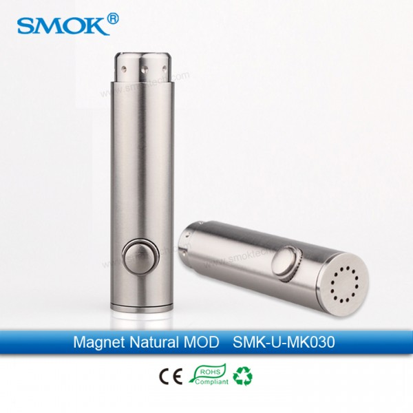 Smok Magnet Natural clone mod  18650 mechanical mod