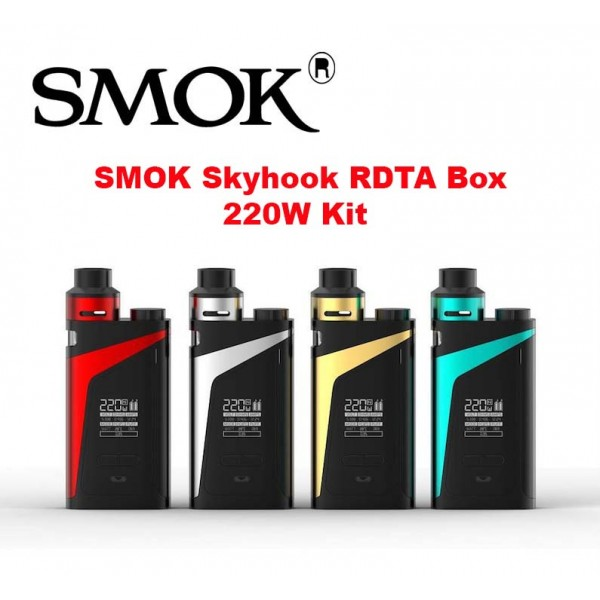SMOK Skyhook RDTA Box 220W Kit
