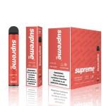 Supreme Cig Max 2000 Puffs 2% Disposable Device - Box of 10