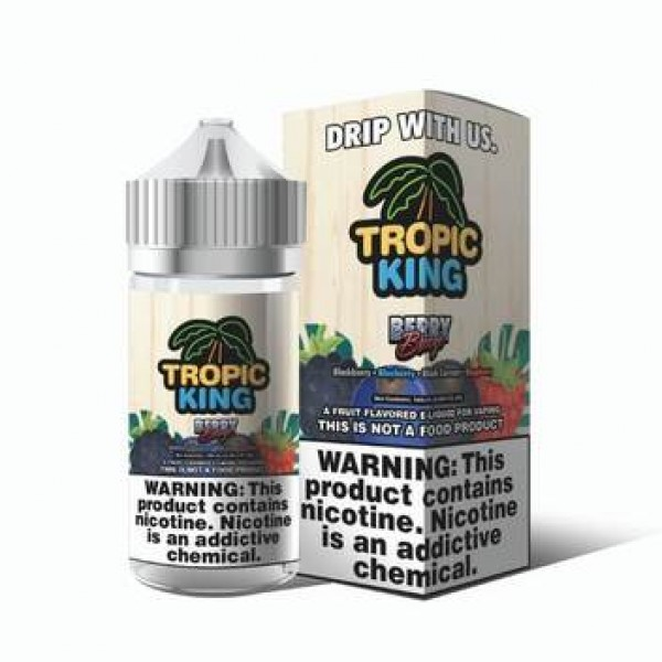 Berry Breeze by Tropical King Ejuice 100ml