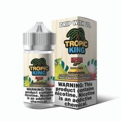 Lychee Luau by Tropical King Ejuice 100ml