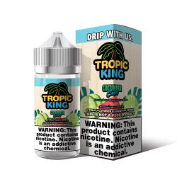 Cucumber Cooler by Tropic King Ejuice 100ml