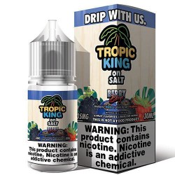Berry Breeze SALT by Tropic King Ejuice 30ml