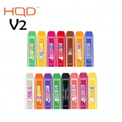 HQD CUVIE V2 DISPOSABLE