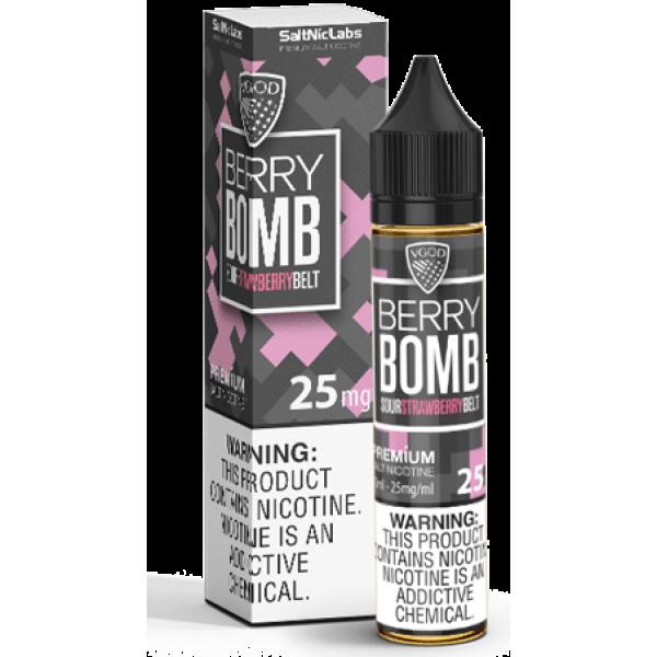 Berry Bomb by VGOD Salt Nic 30ML