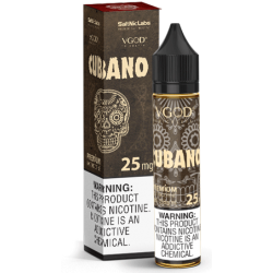 Cubano by VGOD Salt Nic 30ML
