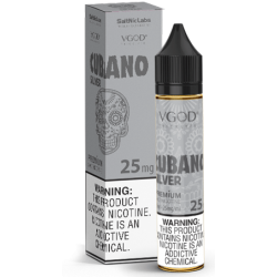Cubano Silver by VGOD Salt Nic 30ML