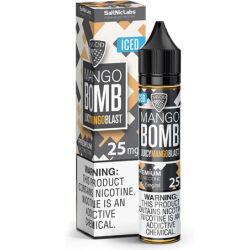 Iced Mango Bomb by VGOD Salt Nic 30ML