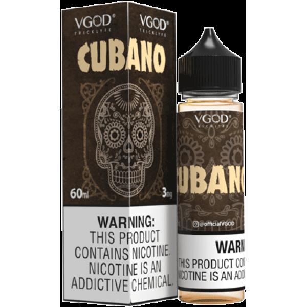 Cubano by VGOD 60ML