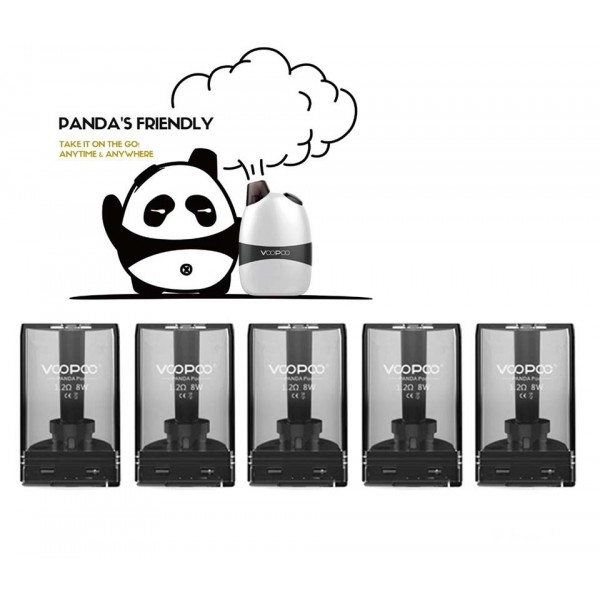VOOPOO PANDA Pod's 5Pcs