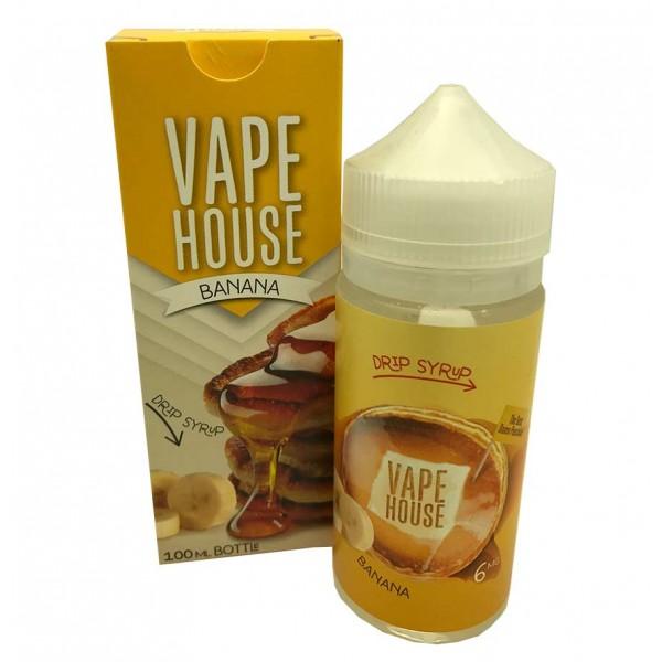 Vape House Banana Pancake 100mL