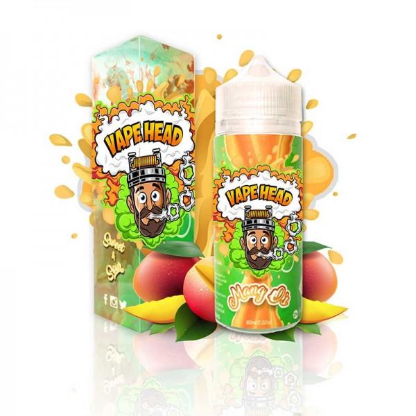 VapeHead Mango O's Mango Flavors With A Sour Finish 120mL