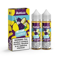 Blackberry Lemonade by Vapetasia eJuice - Twin Pack