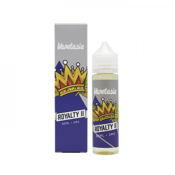 Royalty II by Vapetasia eJuice 60mL