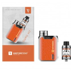 Vaporesso Swag with NRG SE Kit 80W (Take Tfv8 Baby Coils)