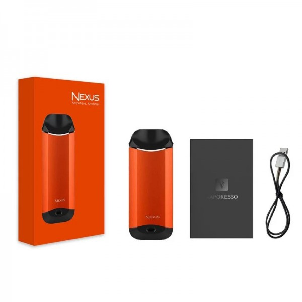 The Nexus All-in-one Pod System Kit by Vaporesso