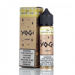 Yogi E-liquid Lemon Granola Bar 60mL