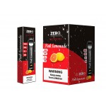 ZERO DISPOSABLE - ZERO NICOTINE BOX OF 10