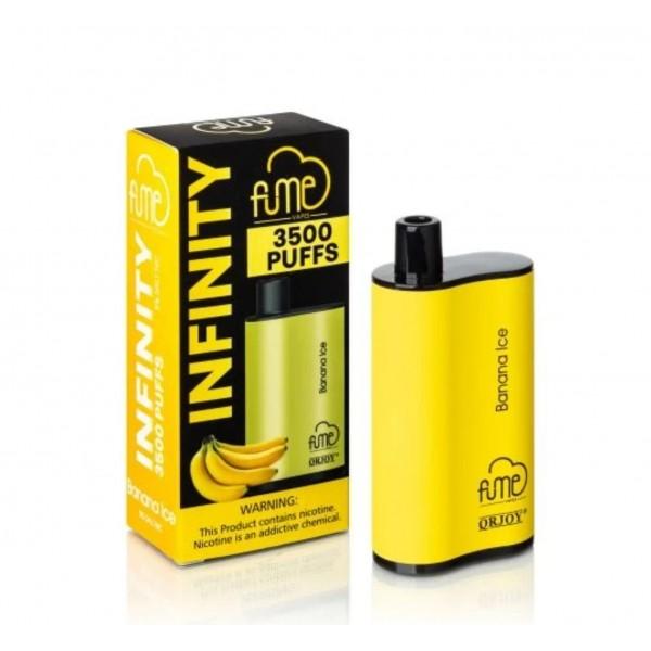 Fume Infinity Disposable Vaporizer - Box of 5