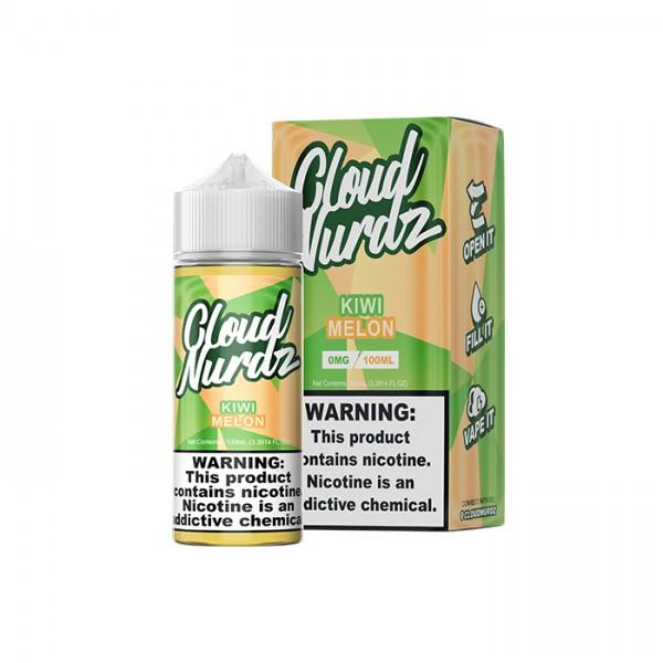 Kiwi Melon by Cloud Nurdz E-liquid - 100ML