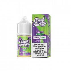 Grape Apple by Cloud Nurdz Salts - 30ML