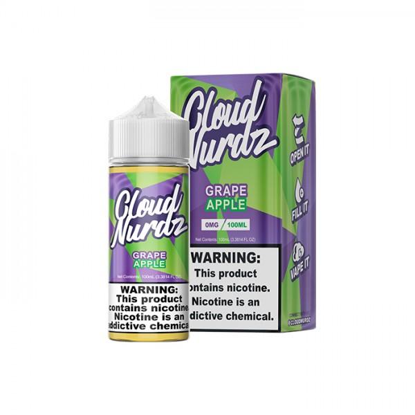 Grape  Apple by Cloud Nurdz E-liquid - 100ML