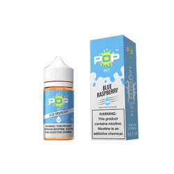 Pop Hit Salt Nic Blue Raz 30mL