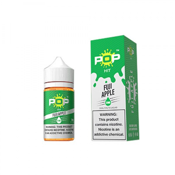Pop Hit Salt Nic Fuji Apple 30mL