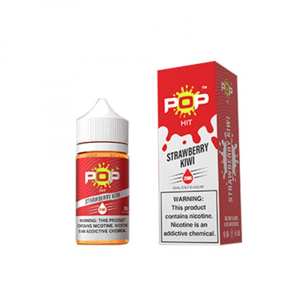Pop Hit Salt Nic Strawberry Kiwi 30mL
