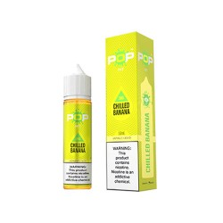 Pop Hit eJuice Chilled Banana 60mL